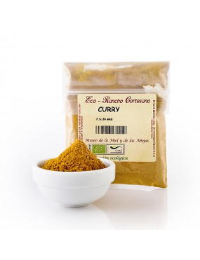 CURRY ECO 30 GRS